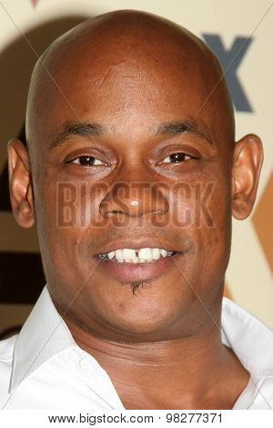LOS ANGELES - AUG 6:  Bokeem Woodbine at the FOX Summer TCA All-Star Party 2015 at the Soho House on August 6, 2015 in West Hollywood, CA