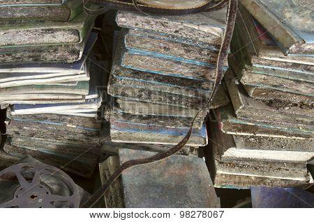 Rotting School Books