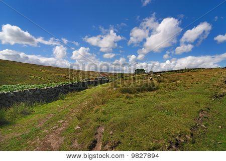 Moorlands In England