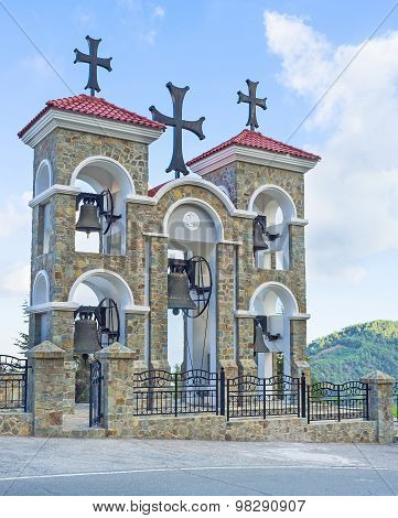 The Mountain Bell Tower