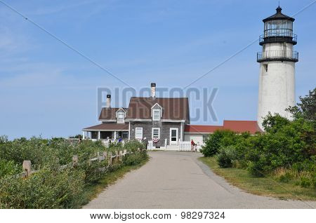 Highland Lighthouse (Cape Cod Light)