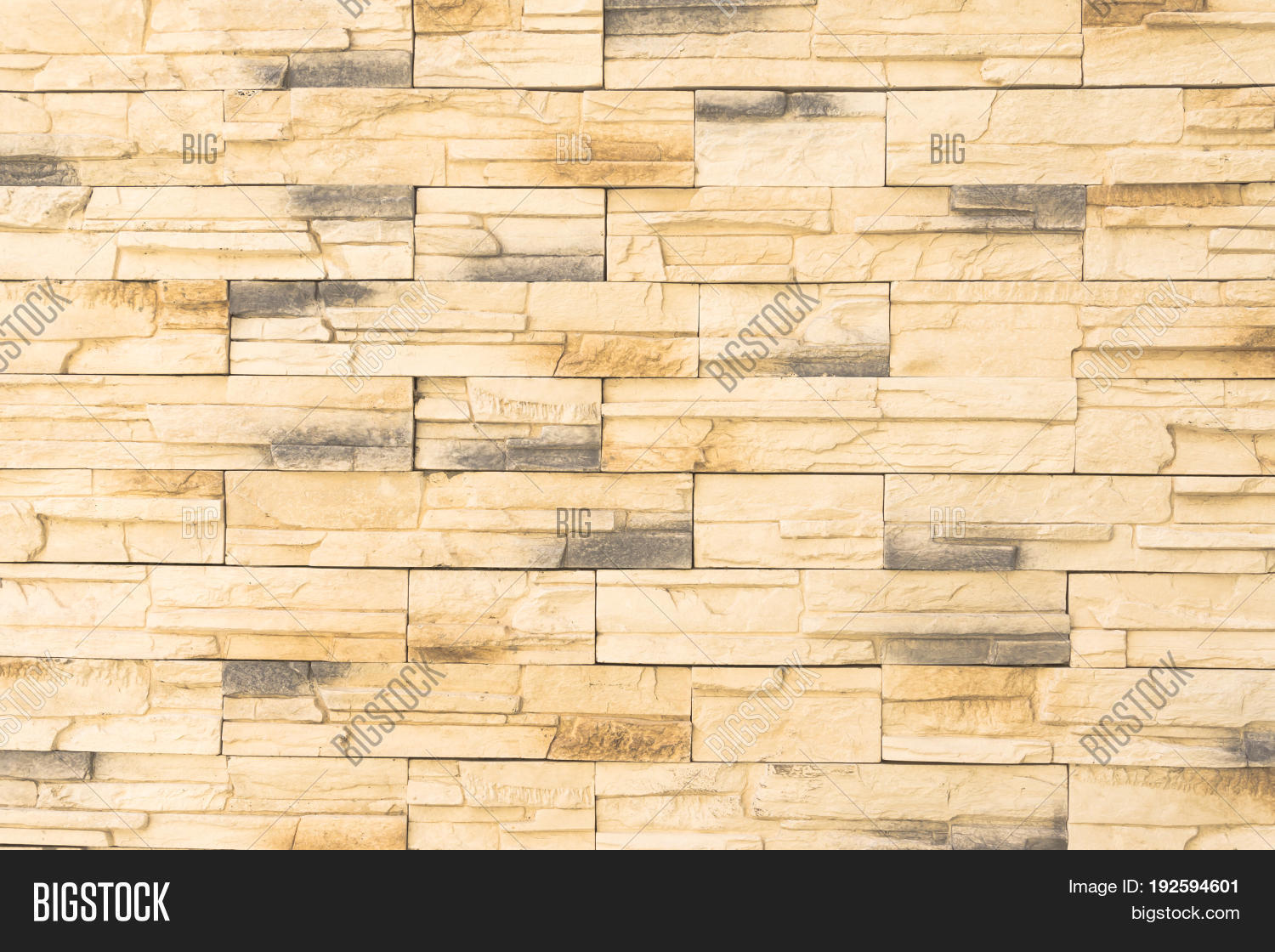 Old Brown Bricks Wall Pattern Brick Image & Photo | Bigstock