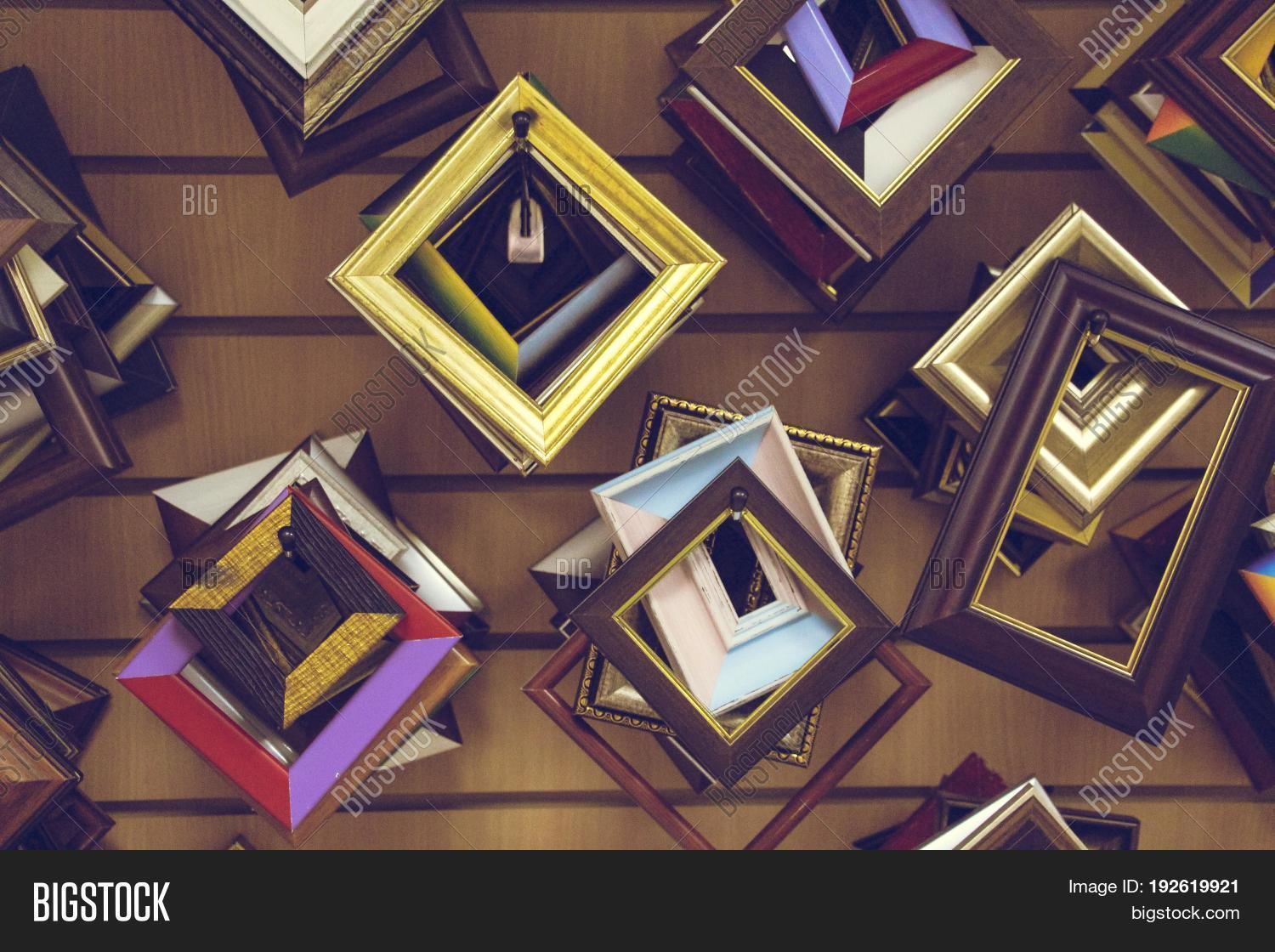 Photo Frames Which You Image & Photo (Free Trial) | Bigstock