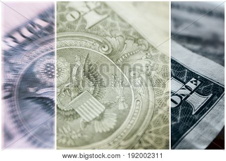 Money Art High Quality Stock Photo Close Up