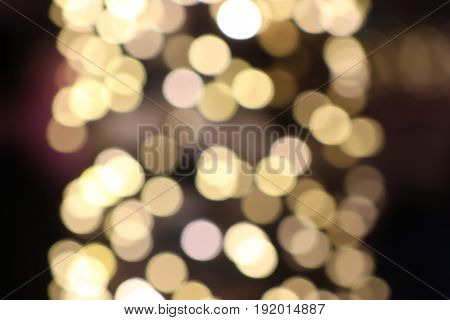 Abstract circular bokeh background of lights, Backgrounds