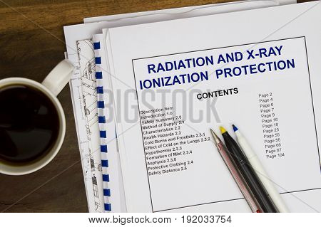 Ionizing Radiation  Protection