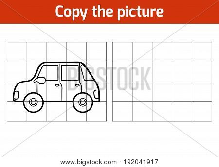 Copy The Picture, Car