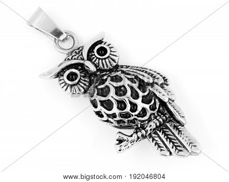 Pendant Necklace Owl