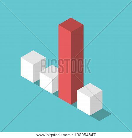 Red Unique Bar Concept