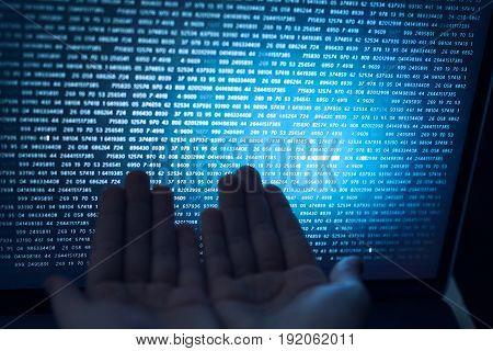 Codes, programming, processor, hard drive, server, computer networks, server.