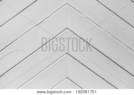 Natural White Wooden Wall Texture