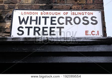 Borough Of Islington