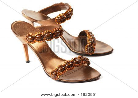 Female'S High Heel Shoes