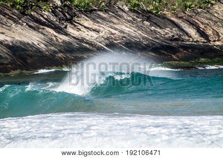 linda onda no costa de itacoatiara niteroi
