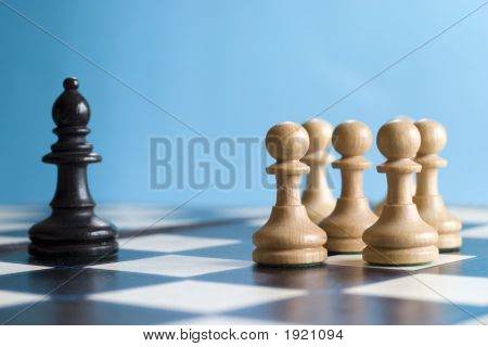 Chess, Stand Off