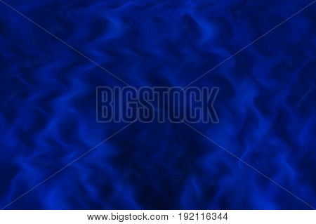 Dark blue or indigo abstract glass texture background or pattern creative design template with copyspace