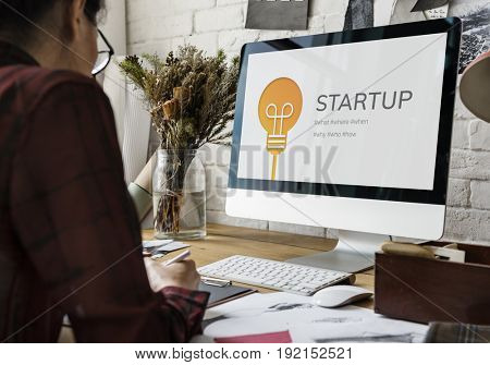 Startup Business Creative Ideas Mission
