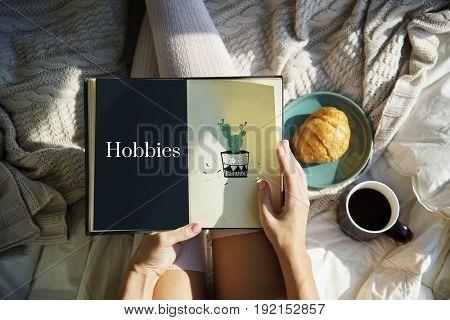Hobbies Leisure Pleasure Activity Inspiration Lifestyle
