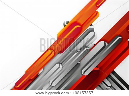 Straight lines abstract background