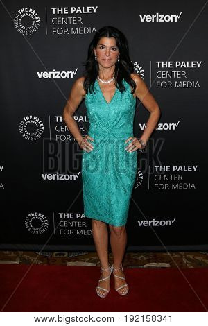 NEW YORK - MAY 17: Paley Center President & CEO Maureen Reidy attends The Paley Honors: Celebrating Women in Television at Cipriani Wall Street on May 17, 2017 in New York City.