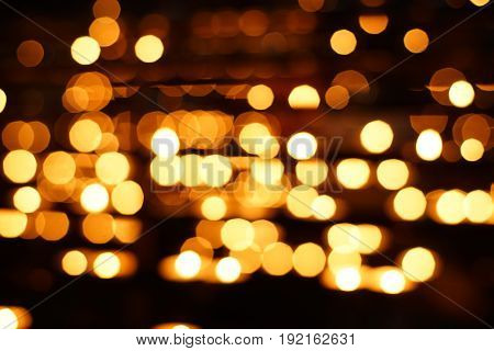 boken blurry abstract beautiful color lighten, yellow, gold