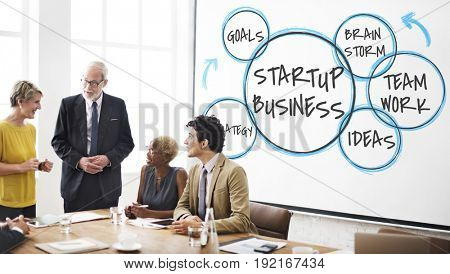 Start Up Business Venture Goals