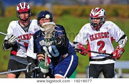 Lacrosse eye on the ball