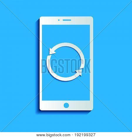Smartphone icon updates Smartphone icon Smartphone icon web Smartphone icon flat. Smartphone icon object. Smartphone icon image Smartphone icon stock Smartphone icon illustration. Smartphone