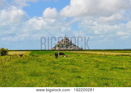Hdr Mont St Michel France