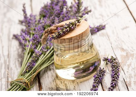 natural lavender oil