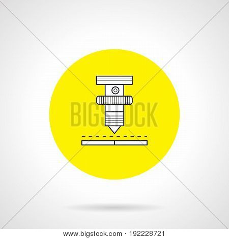Outline Symbol High Precision Vector Photo Bigstock