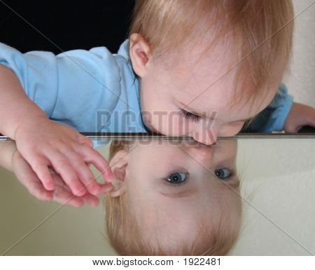Baby In The Mirror Ii