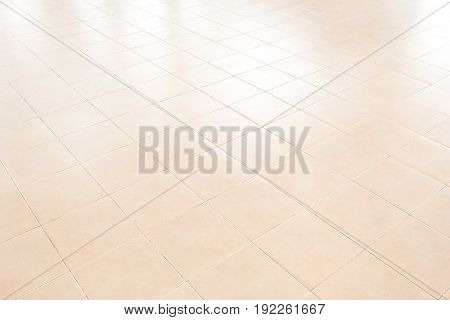 Tiles marble floor background. Tiled floor with suitable for home design and home decoration.