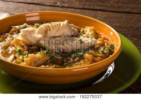 Traditional Amazonian Fish - Mojica De Tucunare