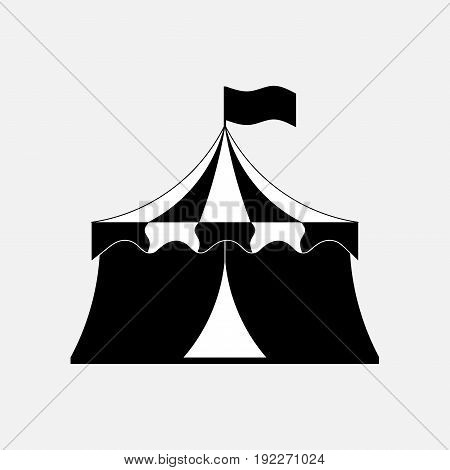 circus icon entertainment fully editable image