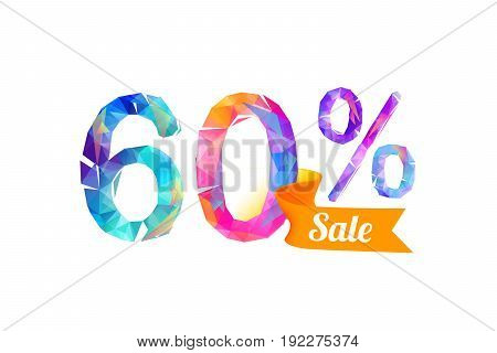 60 (sixty) Percents Sale
