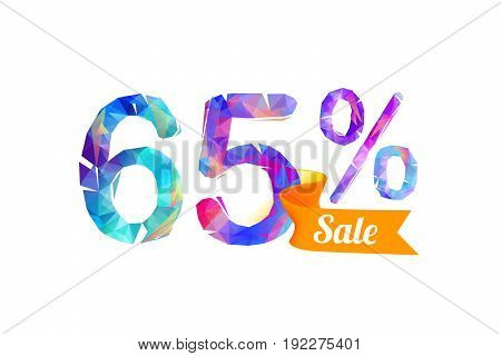 65 (sixty Five) Percents Sale