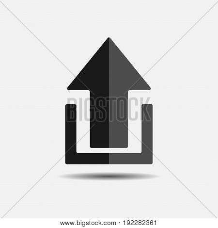 icon download save internet fully editable image
