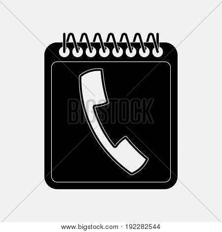icon call communications fully editable image