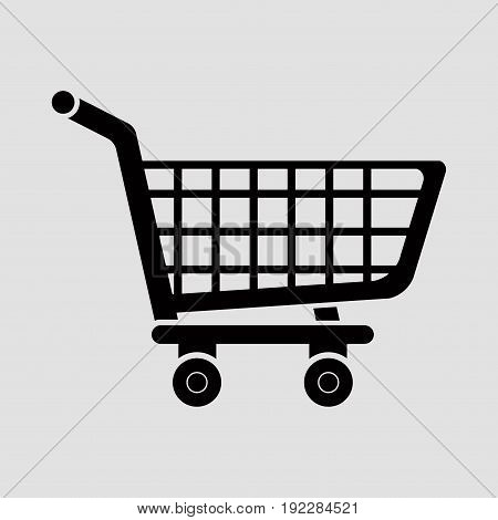 icon truck sale purchase purchase in the online store editable image