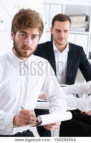 Training The Employee With The Help Of Third-party Hired Lecturers To Help Solve Problems And Respon