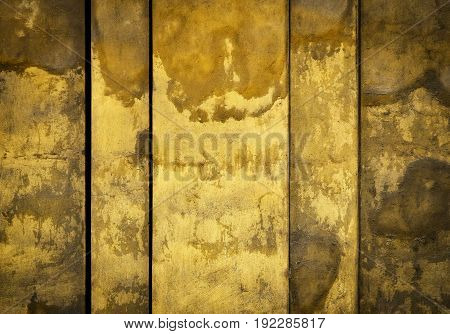 abstract background or texture old ocher medieval wall