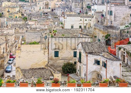 The revival of Sassi di Matera the startling cave town - Matera Basilicata Italy