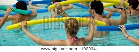 Aerobic In Pool