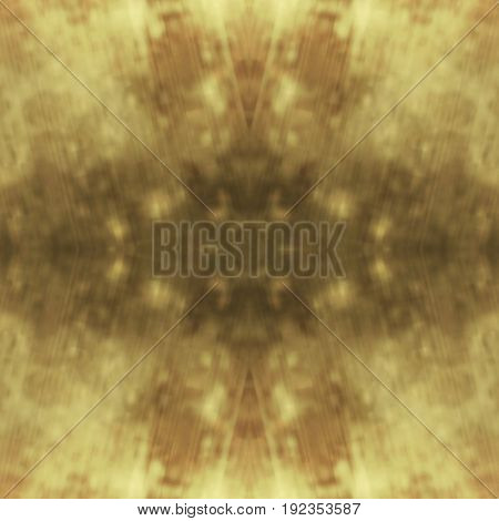 Abstract ecru beige symmetry boho astral image background