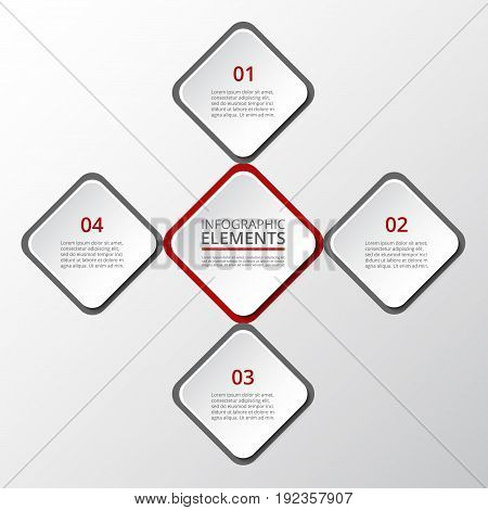Step By Step Infographic.