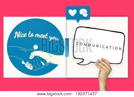 Communication Connect Information Message Dialog