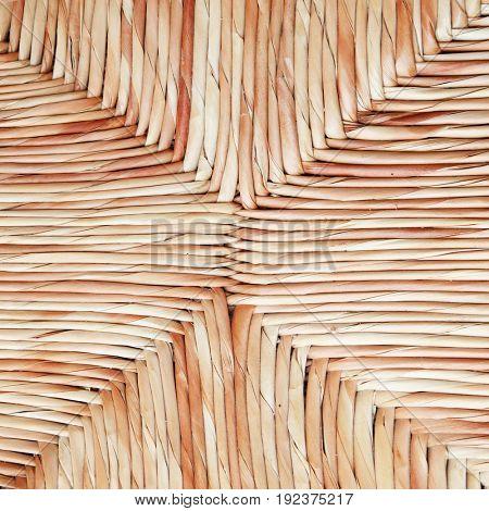 woven bast texture