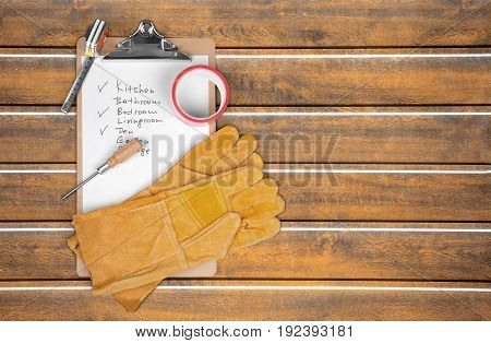 Leather gloves work tool worker yellow white