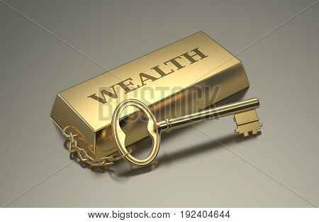 Concept Of Wealth